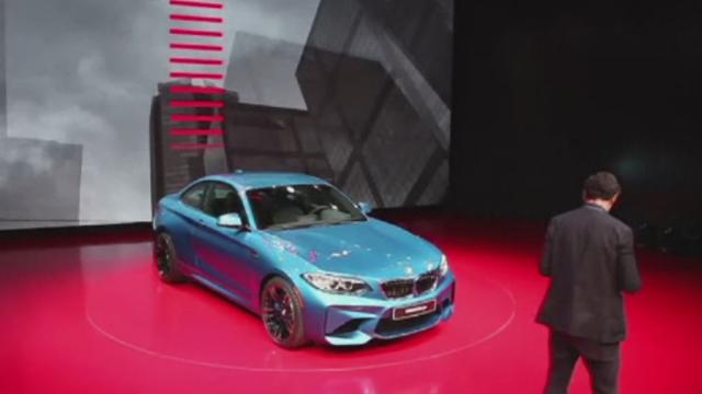 Salonul auto de la Detroit si-a deschis portile pentru jurnalisti. Coupe-ul M2 cu care BMW vrea sa cucereasca publicul