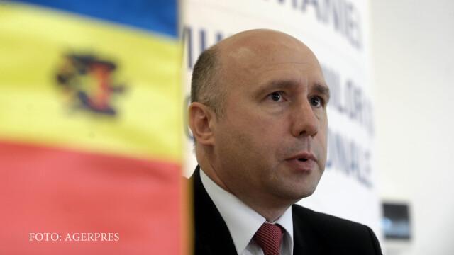 Pavel Filip, premier Moldova