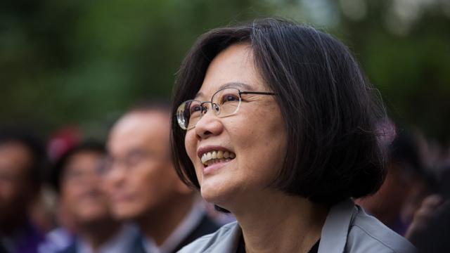 Tsai Ing Wen - Getty Images