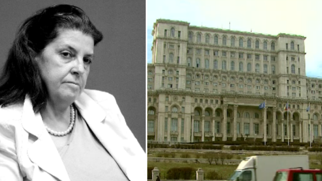 4 milioane de euro despagubire pentru moartea arhitectei Casei Poporului. Familia Ancai Petrescu vrea dreptate in justitie