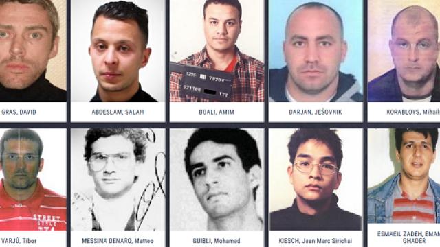cover Europol