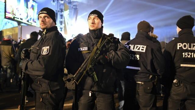 politie berlin