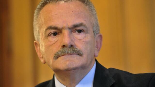 Serban Valeca, pentru a doua oara ministru al Cercetarii, este inginer si antrenor de arte martiale
