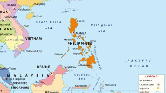 arhipelagul Filipine