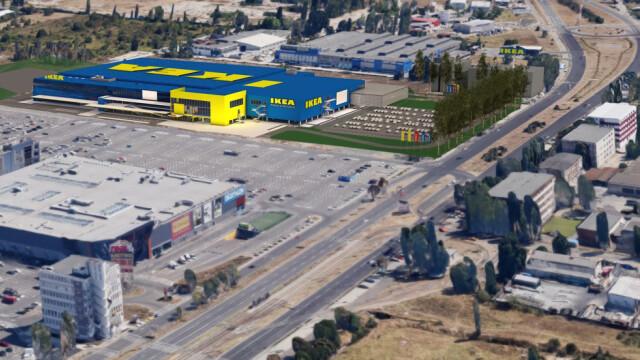 IKEA Pallady - simulare