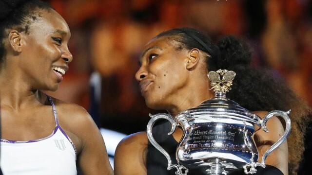 Serena Williams si Venus Williams