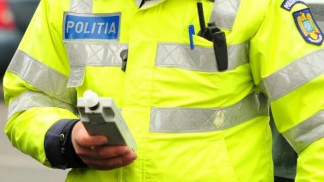 Polițiștii din Timișoara, surprinși când au aflat cine este șoferul beat oprit în trafic