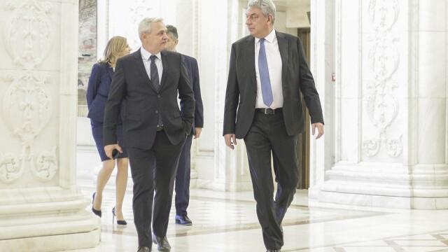 Conflict în PSD. Tudose, susţinut de numărul 2 din partid împotriva lui Dragnea