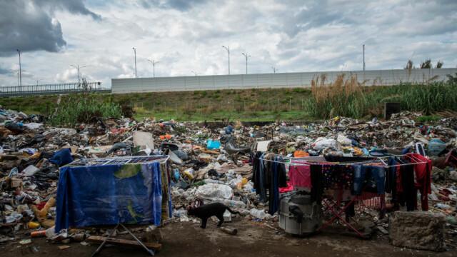 UE, cu ochii pe Roma, oraș ce se confruntă cu o criză a gunoaielor