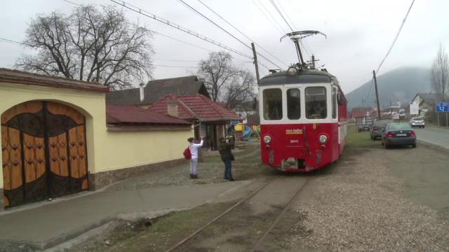 Tramvai Sibiu