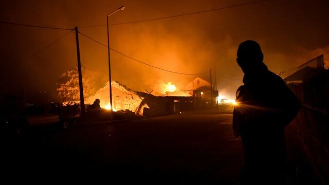 Incendiu la un centru de recreere din Portugalia: 8 morți și 50 de răniți