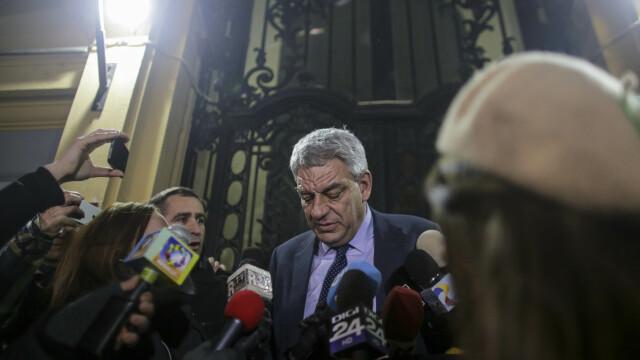 Mihai Tudose susține că nu este interesat să devină președintele executiv al PSD