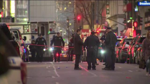 Starea românului împușcat în New York. Victima se afla în vacanță în momentul atacului