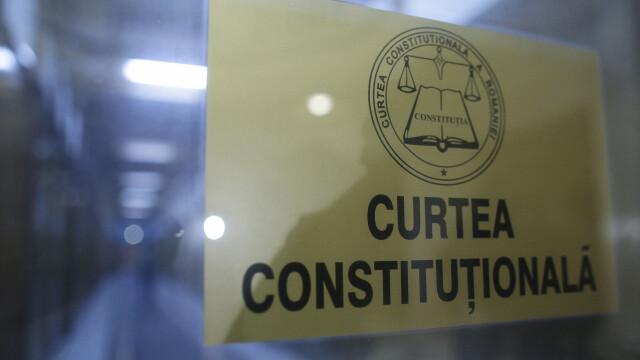 Secţia de investigare a magistraţilor, pe agenda CCR. De ce ar fi neconstituţională