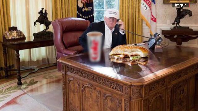 birou Donald Trump