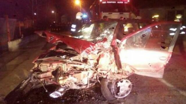 Accident mortal în Bihor