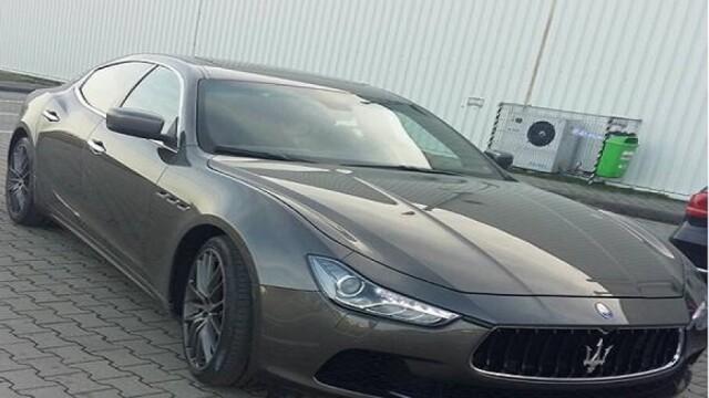 Hoţii i-au furat Maserati-ul de 80.000 de euro. Cum l-a găsit 5 zile mai târziu