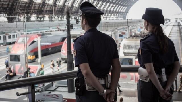 politia feroviara Italia