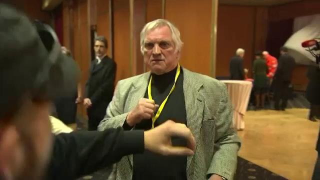 Jurnaliștii cehi, bruscați de susținătorii președintelui pro-rus Miloş Zeman