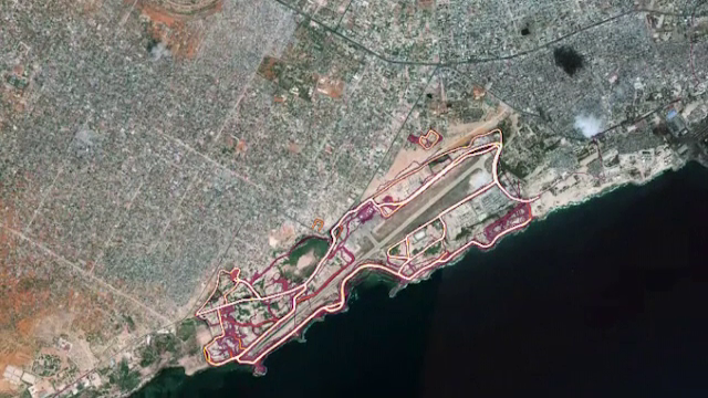 Hărți satelit