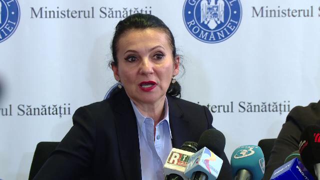 Ministrul Sanatatii, Sorina Pintea