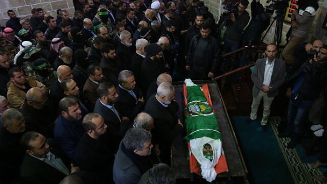 Lider Hamas, mort după ce s-a împușcat din greșeală în cap