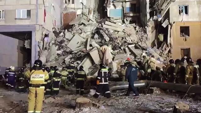 Explozie în Rusia: numărul morților a crescut. Decizia surprinzătoare luată de Putin