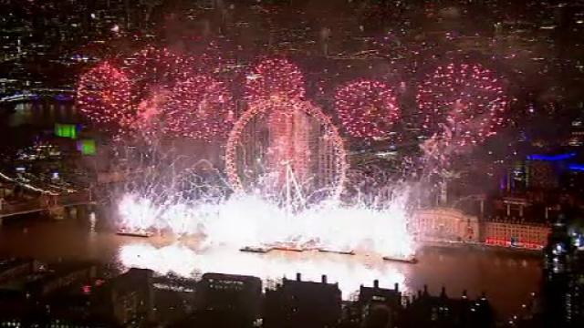 Mesajul Londrei pentru români în noaptea de Revelion. Cuvintele rostite în română
