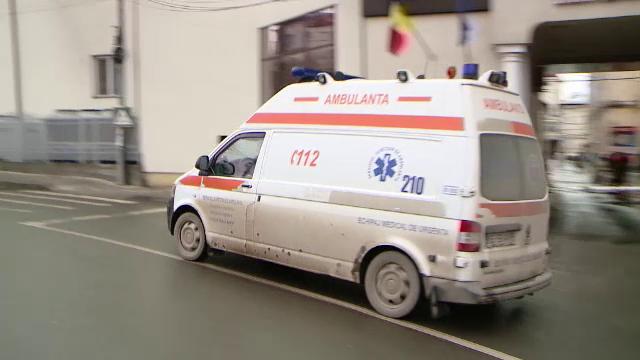 Accidentul bizar din Dâmbovița în urma căruia un copil de 4 ani a fost rănit grav