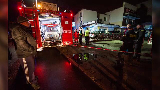 Primele măsuri luate după ce 5 fete au murit carbonizate într-un escape room din Polonia