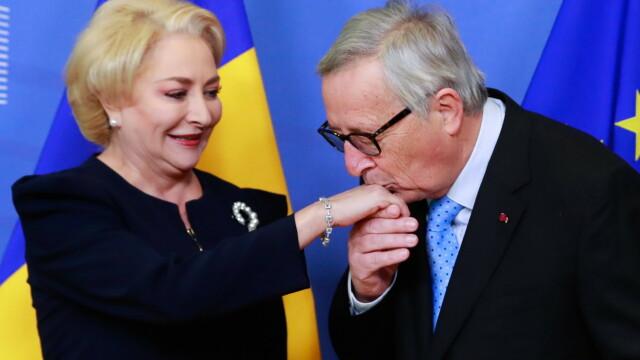 România a preluat președinția Consiliului UE. Discursurile lui Iohannis, Dăncilă și Juncker - Imaginea 1