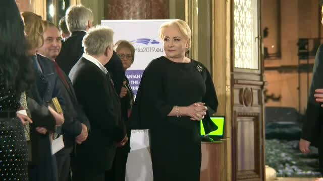 România a preluat președinția Consiliului UE. Discursurile lui Iohannis, Dăncilă și Juncker - Imaginea 7