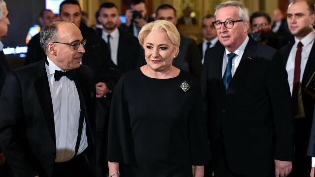 România a preluat președinția Consiliului UE. Discursurile lui Iohannis, Dăncilă și Juncker - Imaginea 14