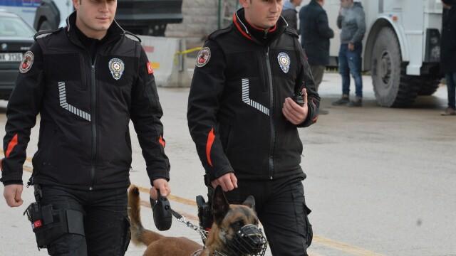 politisti Turcia