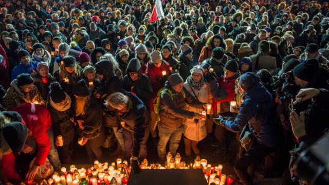 Mii de oameni au protestat împotriva urii și violenței în Polonia
