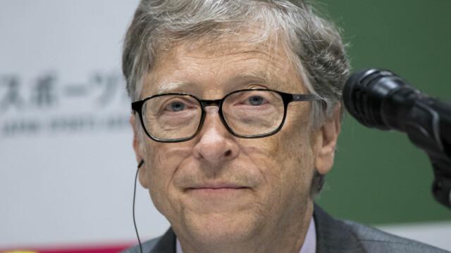 Fotografia cu Bill Gates care face furori pe internet. Cum a fost surprins miliardarul