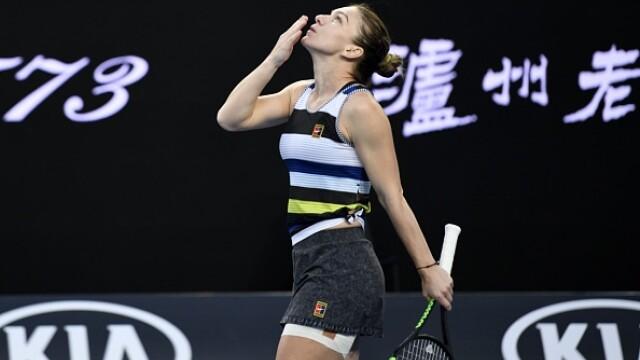 FIFA a felicitat-o pe Simona Halep după victoria cu Venus. Clipul publicat