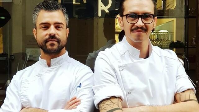 Restaurantul din Paris a doi români, în topul Vogue. Dexter a fost finalist la MasterChef
