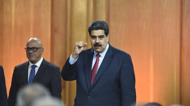 Maduro îl acuză pe fostul şef al serviciilor secrete că era \'\'o cârtiţă\'\' a SUA