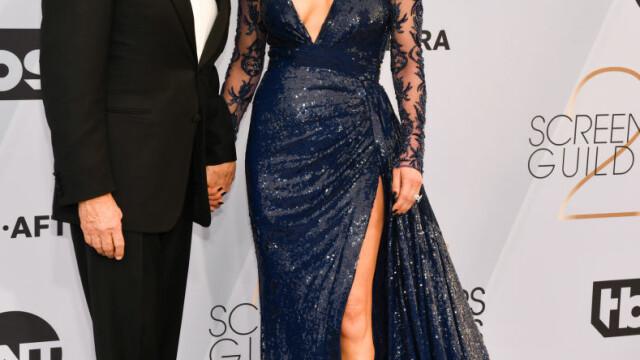 SAG Awards. Lady GaGa, cea mai frumoasă rochie de pe covorul roşu. Jane Fonda, impecabilă. FOTO - Imaginea 4