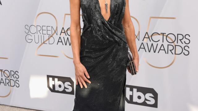 SAG Awards. Lady GaGa, cea mai frumoasă rochie de pe covorul roşu. Jane Fonda, impecabilă. FOTO - Imaginea 6