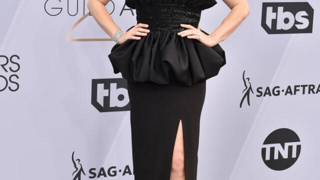 SAG Awards. Lady GaGa, cea mai frumoasă rochie de pe covorul roşu. Jane Fonda, impecabilă. FOTO - Imaginea 7