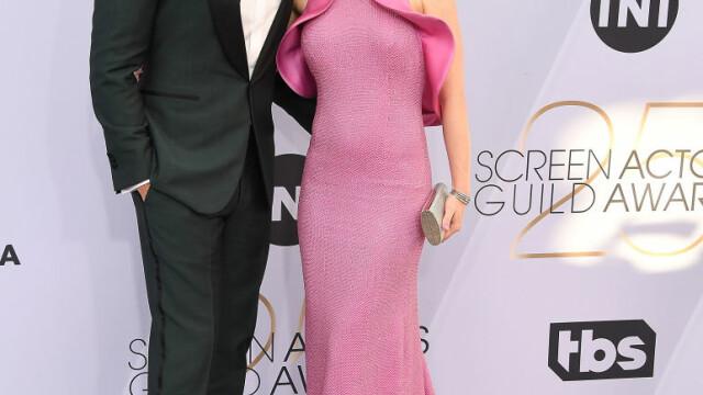 SAG Awards. Lady GaGa, cea mai frumoasă rochie de pe covorul roşu. Jane Fonda, impecabilă. FOTO - Imaginea 9