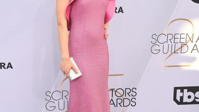 SAG Awards. Lady GaGa, cea mai frumoasă rochie de pe covorul roşu. Jane Fonda, impecabilă. FOTO - Imaginea 10