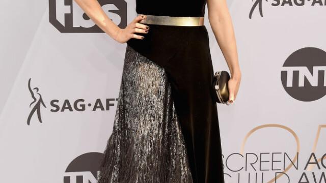 SAG Awards. Lady GaGa, cea mai frumoasă rochie de pe covorul roşu. Jane Fonda, impecabilă. FOTO - Imaginea 11