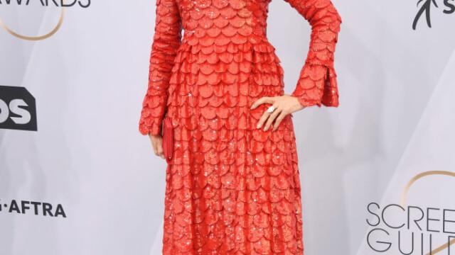 SAG Awards. Lady GaGa, cea mai frumoasă rochie de pe covorul roşu. Jane Fonda, impecabilă. FOTO - Imaginea 13