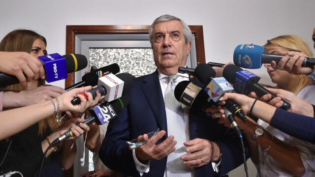Tăriceanu, despre decizia lui Iohannis privind bugetul: Gestul președintelui este total inoportun