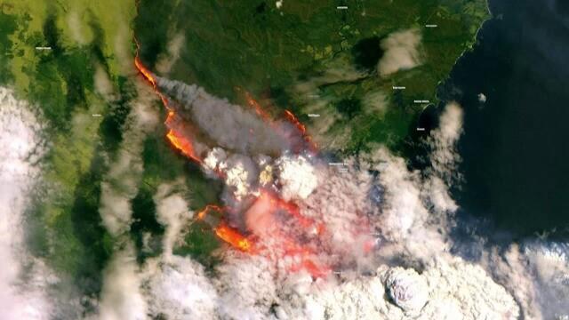 Incendii devastatoare în Australia - 3