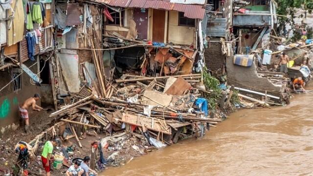 Inundații grave în Indonezia, în zona capitalei. Cel puțin 53 de persoane au murit - Imaginea 12