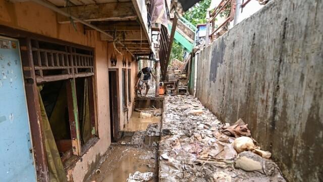 Inundații grave în Indonezia, în zona capitalei. Cel puțin 53 de persoane au murit - Imaginea 4